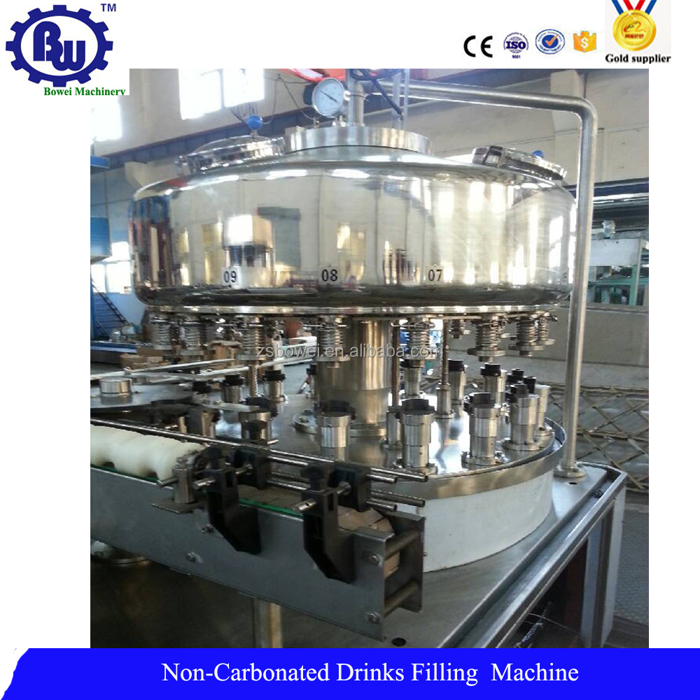Tin Can Energy Drink Production Line from Manufacturer