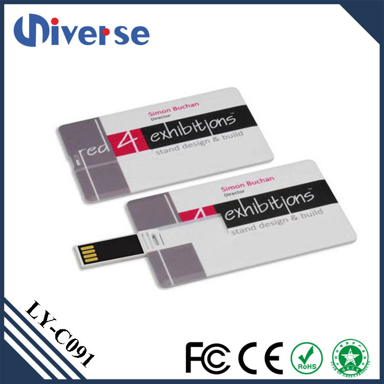 Alibaba china supplier new product wafer usb card usb flash drive