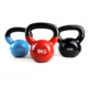 Body Tone Fitness Strength Training Vinyl Kettlebell