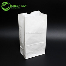 taking away fast food paper bag kraft paper bag for food