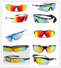 2015 hot sale outdoor sport anti glare UV protective cycling glasses