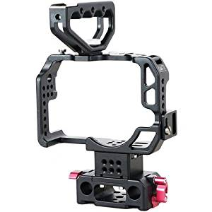Came-TV Protective HT-GH4 Rig with Cage and Handle for Panasonic GH4 Camera