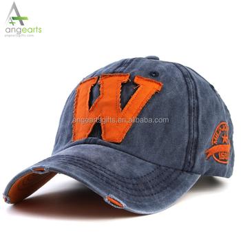 5800ff4301e hot cotton embroidery letter W baseball cap snapback caps fitted bone  casquette hat for men custom