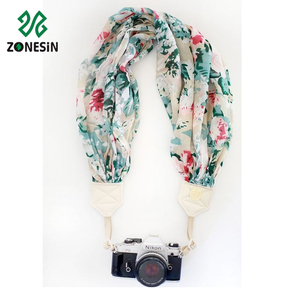 ZONESIN Custom Your Style Scarf Camera Belt Shoulder Neck Strap