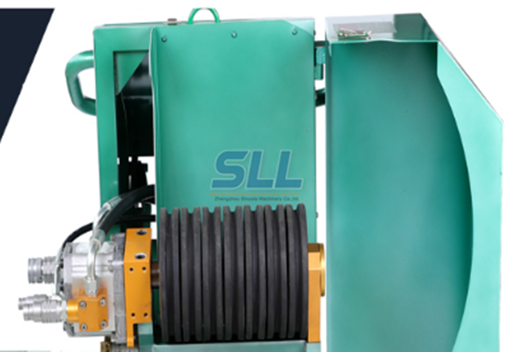 Stone cutting machine single diamond wire saw machine for granite