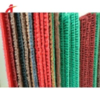 Hard backing double glue exhibition carpet flooring felt roll