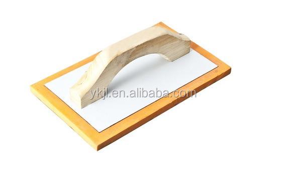 Eva Sponge Plaster Trowel Float Trowel With Wooden Handle Construction Tools Buy Plaster Trowelevafloat Trowel Product On Alibabacom