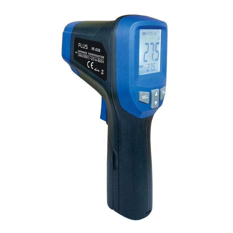 latest innovative products infrared temperature sensor lcd display infrared thermometer - KingCare | KingCare.net