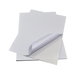 A3 A4 Cream White Wood Free Self-adhesive Sticker Self Adhesive Paper