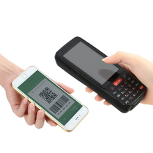 <span class=keywords><strong>Handheld</strong></span> Android Industrie Mobile Daten Terminal mit Barcode Scanner