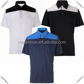 Custom mens 100 polyester logo embroidered microfiber two for Custom polyester polo shirts