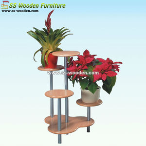 Modern Wooden Indoor Plant Pottery FS-4343725