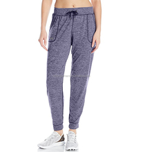 Wholesale Custom <strong>Women</strong> Sports Jogger Sweat <strong>Pants</strong> Blank Elastic Waist Woman Jogger