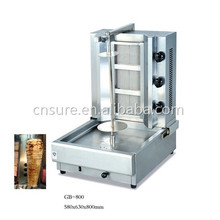 ON SALE!!! Gas Kebab Machine with 3 burner-for 10-15 kg meat.