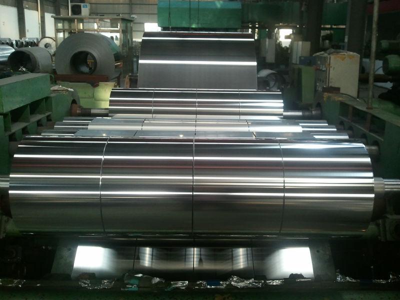 Aluminium Foil Jumbo Roll Gift Wrapping