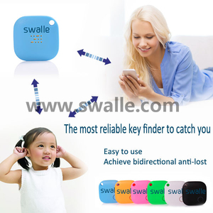Smallest anti lost key finder itag bluetooth 4.0 tag cell phone anti lost alarm from alibaba gold supplier