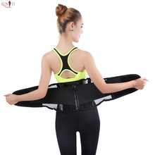 TOP quality Women <span class=keywords><strong>사우나</strong></span> 한 벌 허리 (kanye west) 트레이너 Vest 대 한 Sport Workout Weight 감량 코르셋 with Belt Neoprene Shirt 몸 셰이퍼