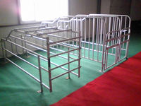 Gestation Stall For Sow/gestation Crate/piggery Equipment - Buy ...