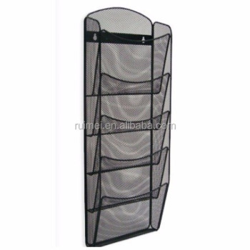 Multi Function Wall Mounted Wire Mesh File Holder Buy
