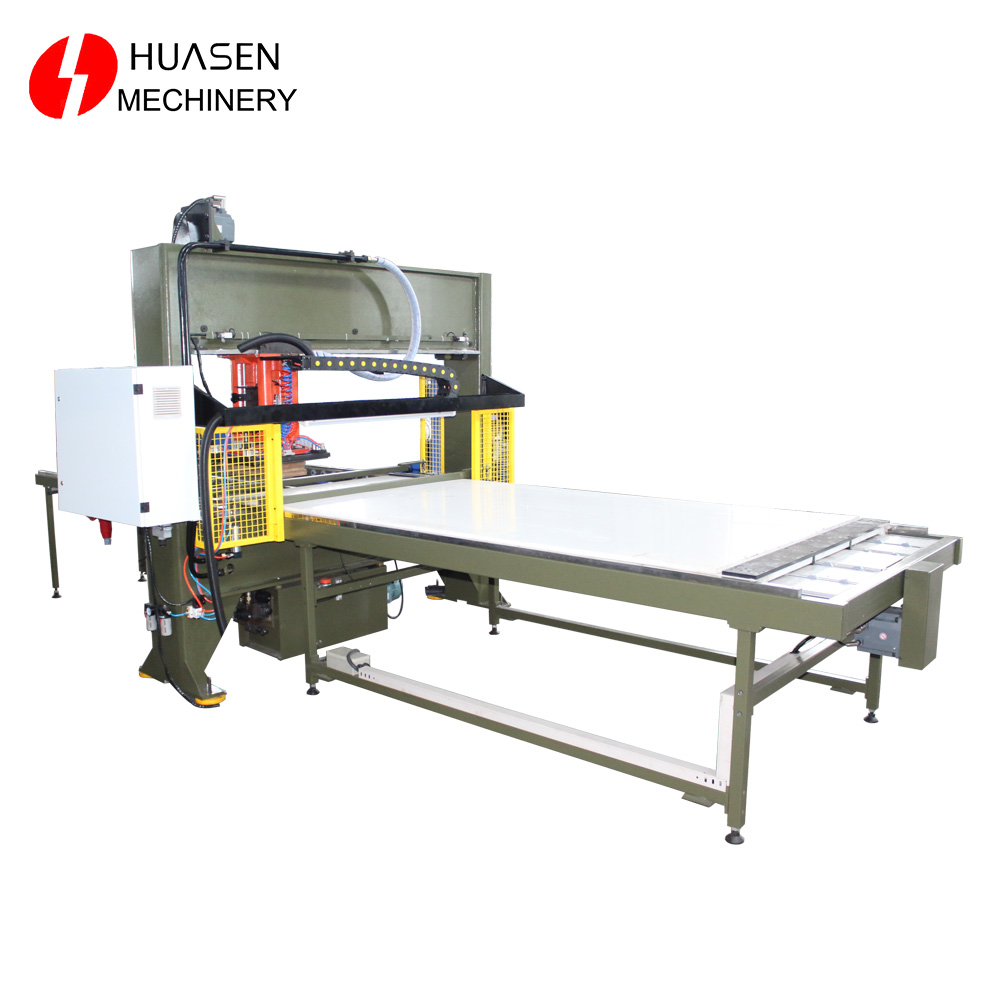 Travelling Head Cutting Pressmaschine