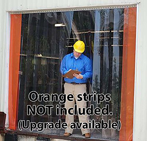 Genial Get Quotations · Strip Curtains.com: Strip Door Curtain   48 In. (4 Ft