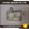 Customizing zinc alloy die casting, zinc die casting parts, zamak die casting housing, shell