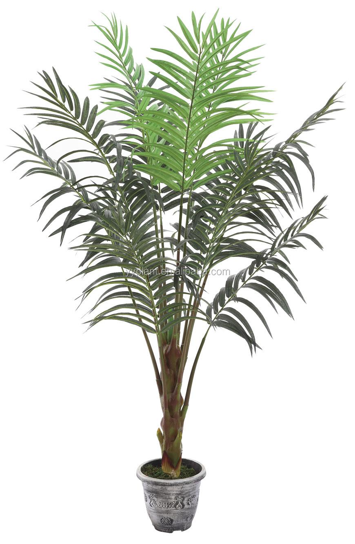 5 ramas hacer decoraci n de palm kwai palmeras de pl stico - Palmeras de plastico ...
