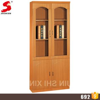 Foshan Meubilair Fabriek Koop 2 Glazen Deuren Eenvoudige Ontwerp ...