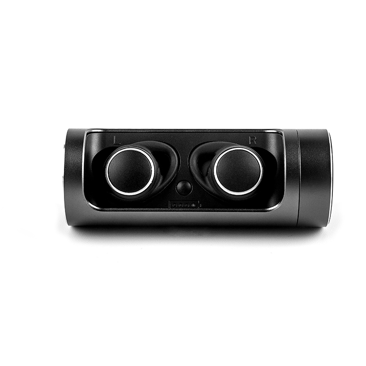 Latest design promotional noise cancelling in-ear invisible binaural style TWS wireless earbuds - idealBuds Earphone | idealBuds.net