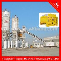 series mobile/stationary concrete batching/mixing plant (Ready-mixed)