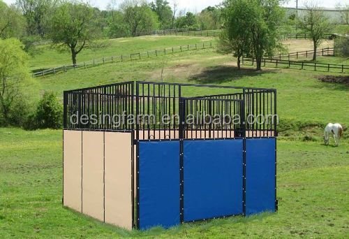 Hot sale horse fencing horse stable panels