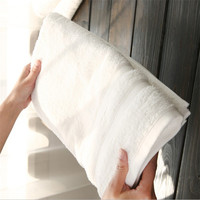 Cotton towel collection White Bath Towels Hand Towel Wash cloth