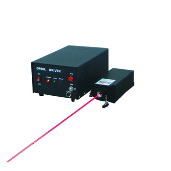 500mW 671nm Single Mode Red Laser for Holography