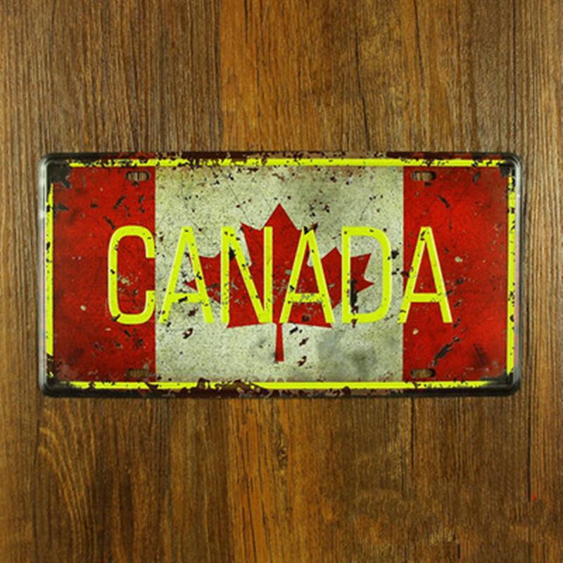Wholesale Tin Home Decor Canada