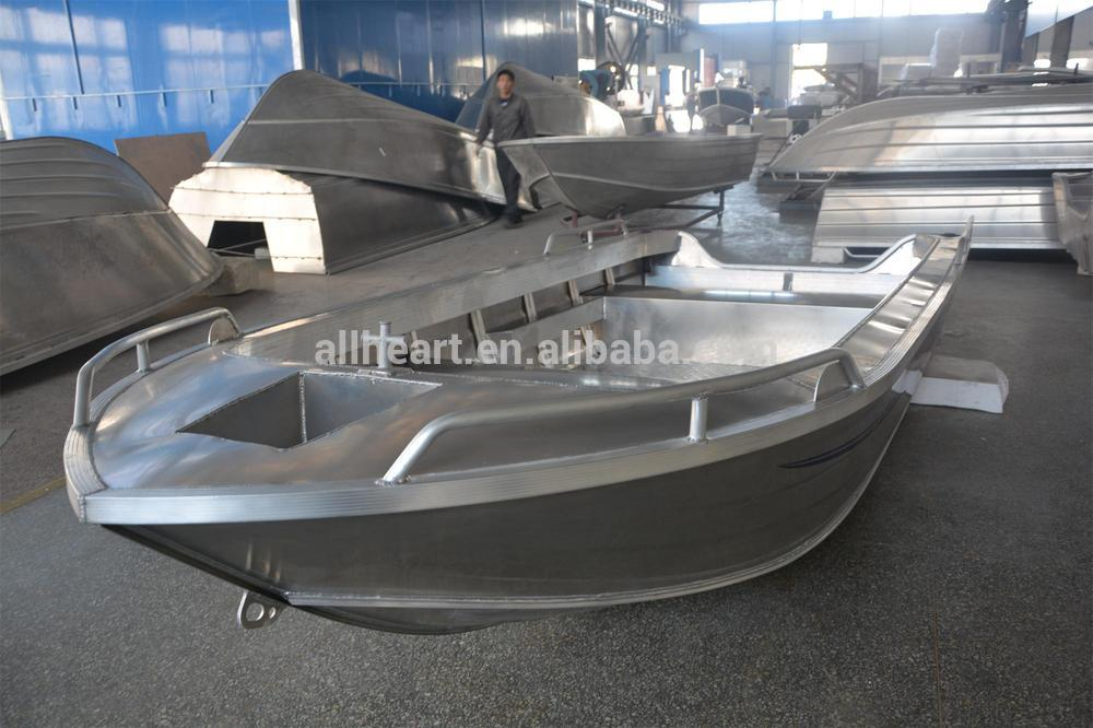Gallery For > Aluminum Fishing Boat Small