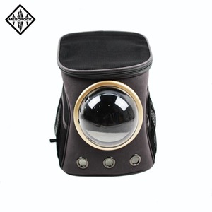 Breathable Space Capsule Pet Carrier Travel Backpack Bag for Small Dogs and Cats