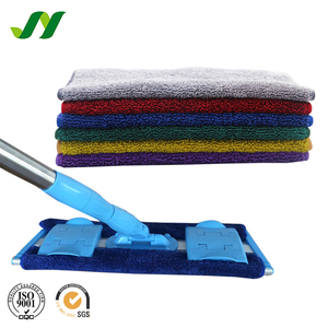 95% Special Offer High Quality Viscose Rayon Polyester Cleaning Microfiber Floor Mop Cloth