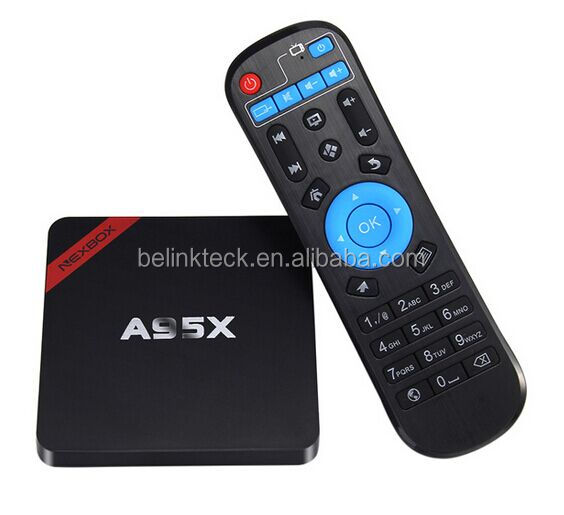 High Speed 4K HD H.265 android 5.1 free wifi internet live streaming tv box