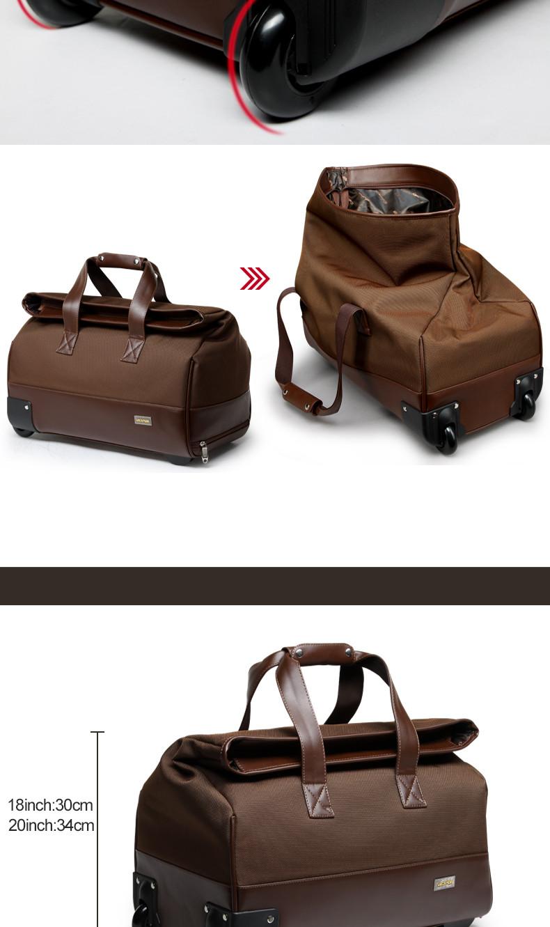 69ff2c577f ... trolley luggage travel duffle bag 2017 maletas de viaje con ruedas.  aeProduct.getSubject() aeProduct.getSubject() aeProduct.