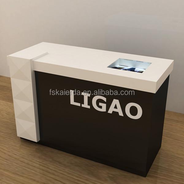 Modern Shop Counter Design/shop Cash Counter Design