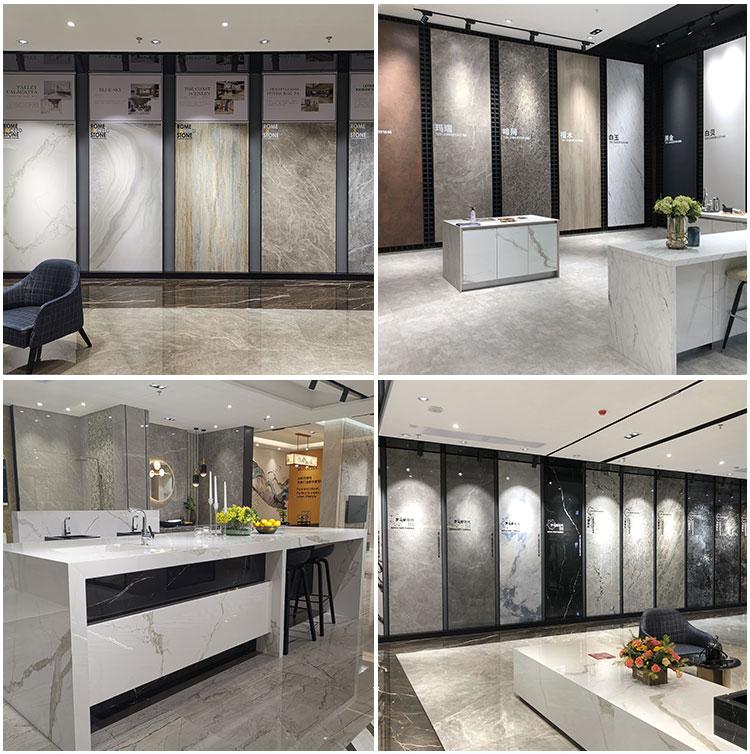 1200x2400 Size Cheap Bathroom Wall Tile Ceramic White