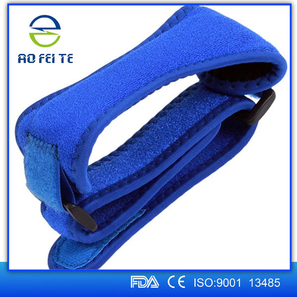 pads Support silicon patella strap for knee bandage for knee