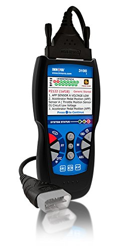 INNOVA 3140G SCANNER DIAGNOSTIC SCAN TOOL CODE READER OBD2 CAN LIVE DATA ABS NEW