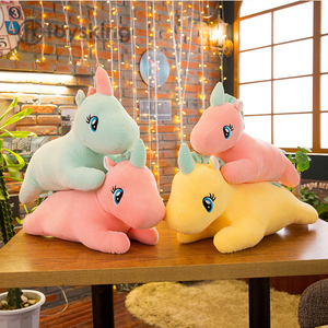 Wholesale Creative Design Super Soft Cute Animal Plush Unicorn Stuffed Toy in Stock