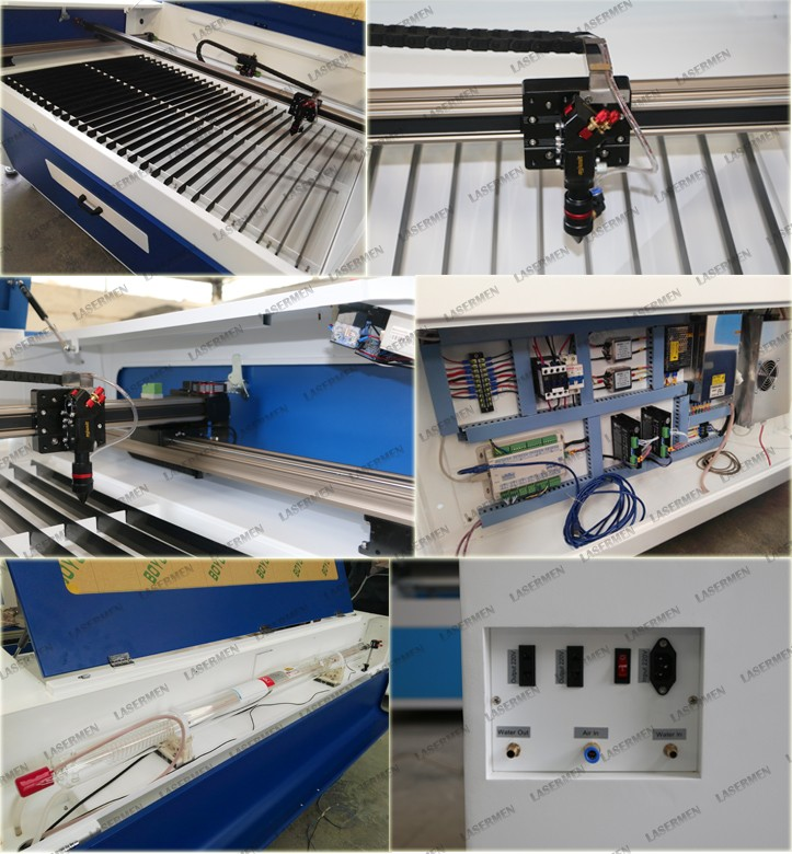 Jinan Cheap Price Acrylic Wood Sheet Laser Cutting