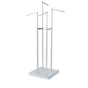 waterfall garment rack/waterfall clothing display/waterfall stand