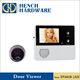 2.4 inch cheap door peephole camera