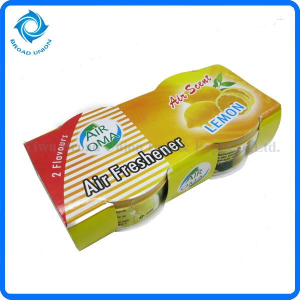 60g Gel Air Freshener Toilet Air Freshener - Buy Gel Air ...
