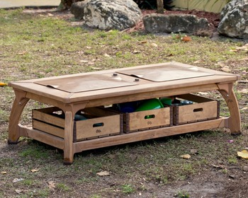 Bon Unfinished Wood Furniture Wholesale Outdoor Furniture Philippines Manila  Wooden Play Station For Kids