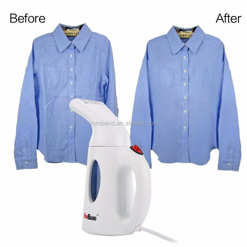 Handy 700W 220v, 110v mini garment portable fabric steamer